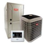 Bryant Evolution Heating & Air Conditioning System