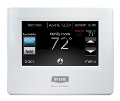 Bryant Evolution Connex Control - Minnesota Heating and Air Conditioning