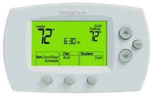 Wi-Fi Programmable Thermostats