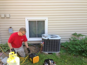 Air Condition Service & Repair
