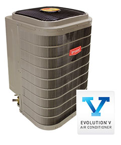 Bryant 189BNV Evolution Variable Speed Air Condition - Minnesota Heating and Air Conditioning