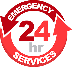 24 hour support and service