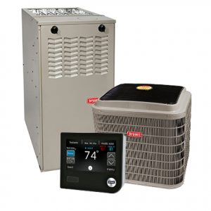 Bryant 80% Efficient Gas Heating & Cooling Systems