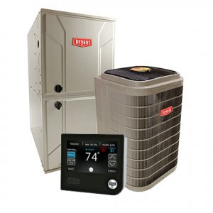 Bryant +90% Heating & Cooling Systems